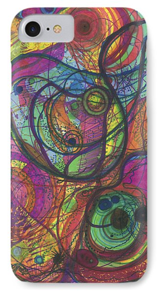 The Magnificence Of God IPhone Case by Daina White