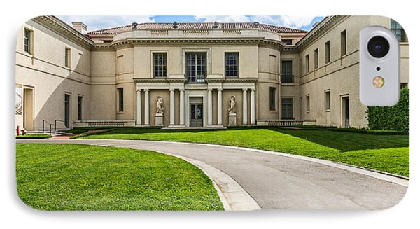 The Magnificent Huntington Art Gallery. IPhone Case by Jamie Pham