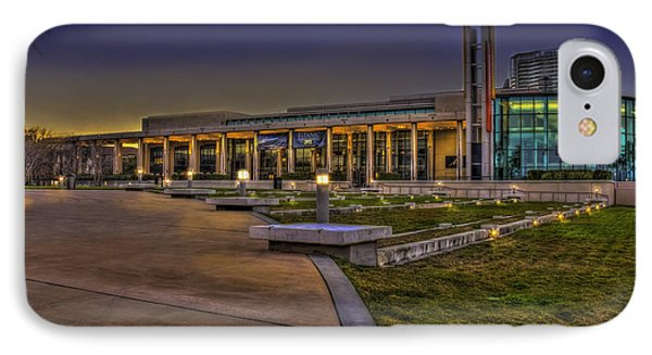 The Mahaffey Theater IPhone Case by Marvin Spates