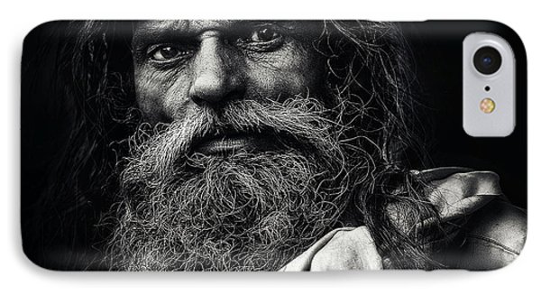 The Man From Agra IPhone Case
