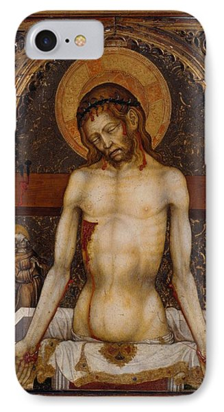 The Man Of Sorrows IPhone Case