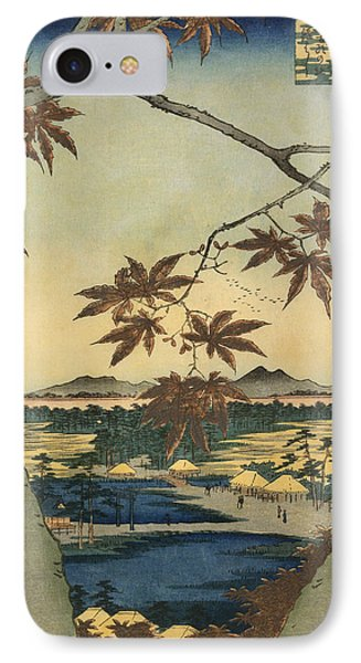 The Maple Leaves Of Mama IPhone Case by Mountain Dreams
