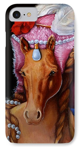 The Mare As Queen IPhone Case