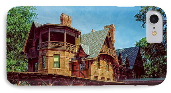 The Mark Twain House - Hartford IPhone Case
