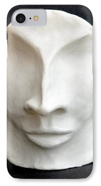 The Mask IPhone Case by Marianna Mills