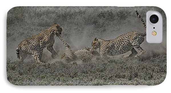 IPhone Case featuring the photograph The Mating Game 2 by Gary Hall