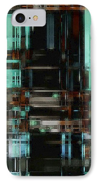 The Matrix 3 IPhone Case by David Hansen