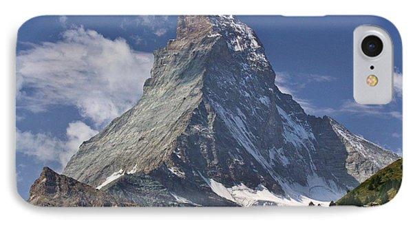 The Matterhorn IPhone Case