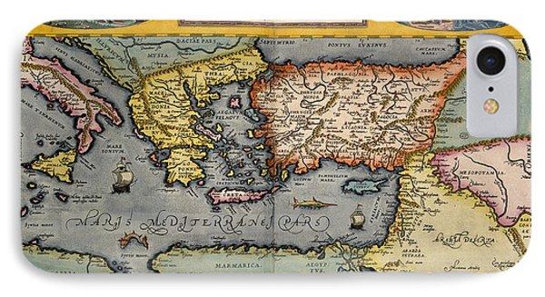 The Mediterranean Region IPhone Case by British Library