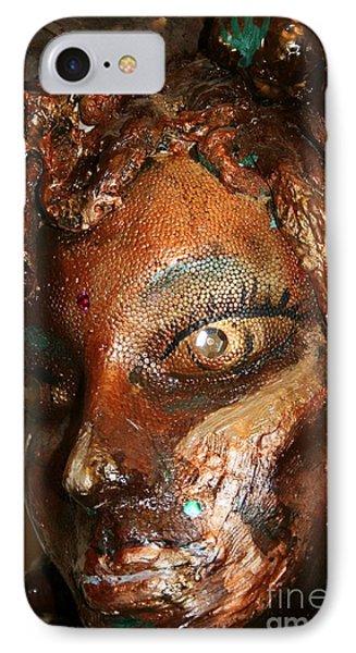 The Medusa Snare  Phone Case by Avonelle Kelsey