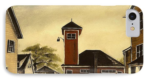 The Meeting House IPhone Case