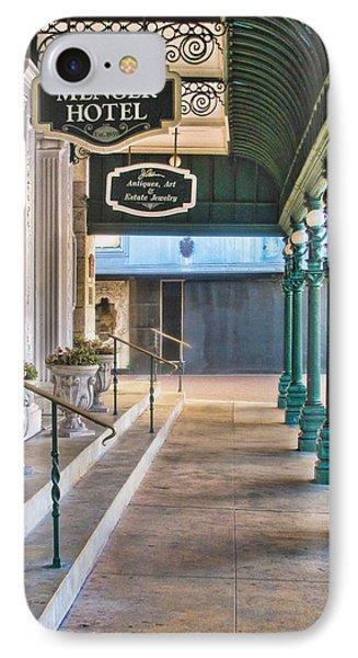 The Menger Hotel In San Antonio IPhone Case