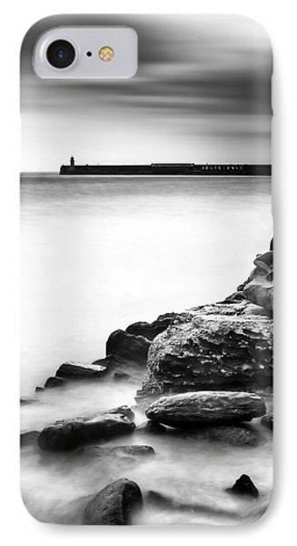 Mermaid iPhone 7 Case - The Mermaid by Ian Hufton
