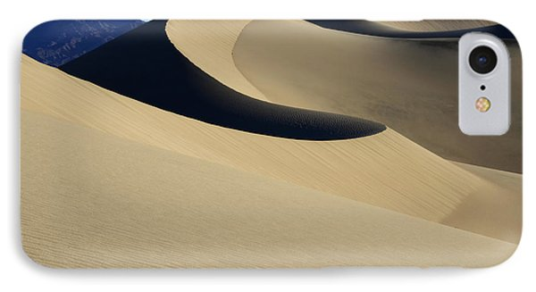 The Mesquite Dunes Of California Phone Case by Bob Christopher