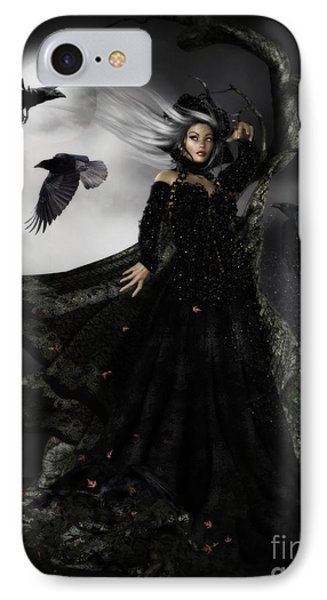The Messengers IPhone Case by Shanina Conway