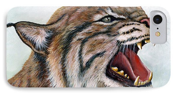 The Mighty Roar IPhone Case by Jeff Conway