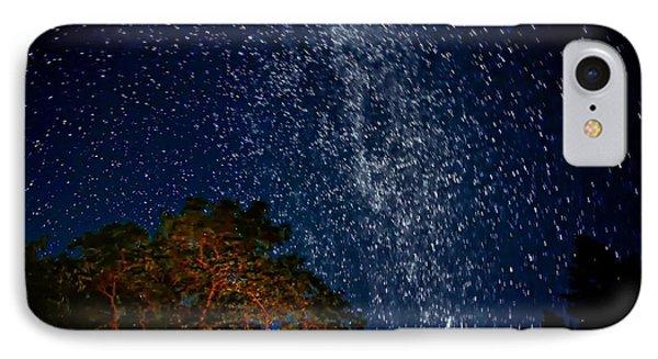 The Milky Way 2 Phone Case by Steve Harrington