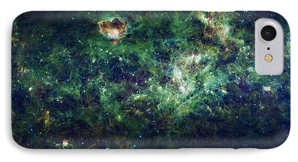 The Milky Way IPhone Case by Adam Romanowicz