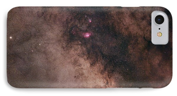 IPhone Case featuring the photograph Summer Night Sky by Dennis Bucklin