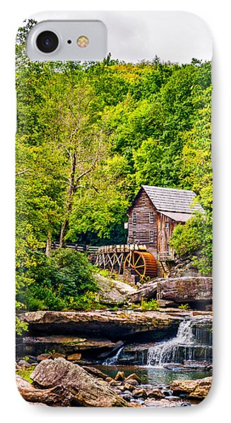 The  Mill At Babcock IPhone Case