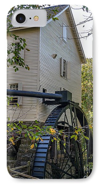 The Mill IPhone Case by Ken Frischkorn