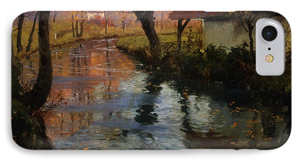 The Mill Stream IPhone Case
