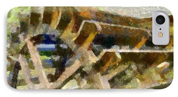 The Mill Wheel IPhone Case by Dragica  Micki Fortuna
