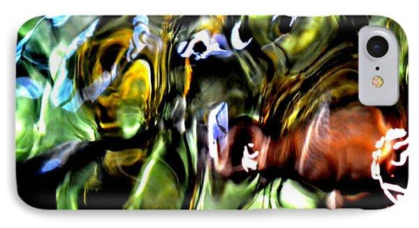 The Mind's Eye  IPhone Case by Deena Stoddard