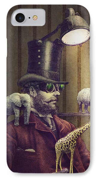 The Miniature Menagerie IPhone Case