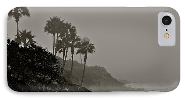 The Mists Of Laguna Beach IPhone Case by Kirsten Giving