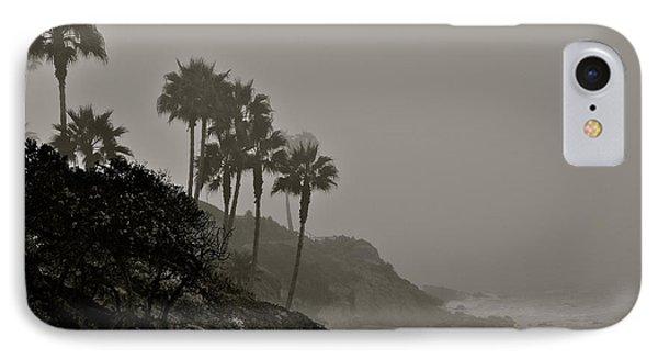 The Mists Of Laguna Beach IPhone Case