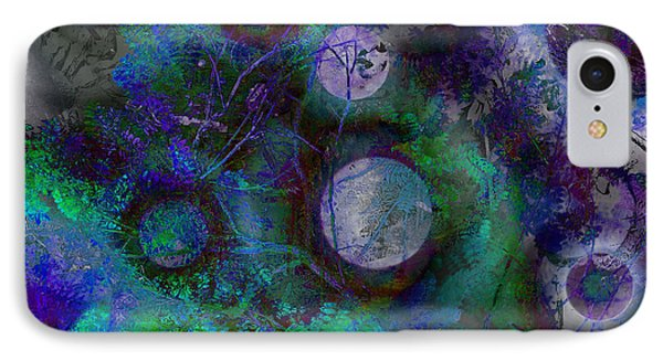 The Moons Of Evermore IPhone Case