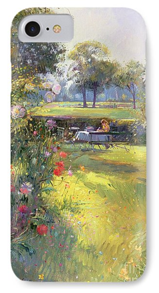 The Morning Letter IPhone Case by Timothy  Easton