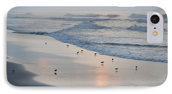 The Morning Surf IPhone Case by Bill Cannon