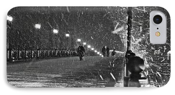 The Moscow Blizzard IPhone Case