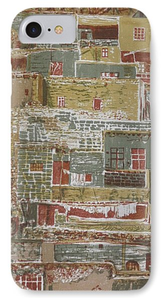 The Mountain Village IPhone Case