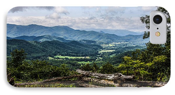 The Mountains Are Calling IPhone Case by Marilyn Carlyle Greiner