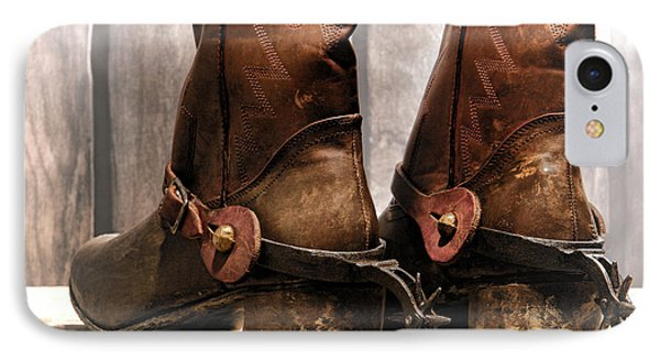 The Muddy Boots Phone Case by Olivier Le Queinec