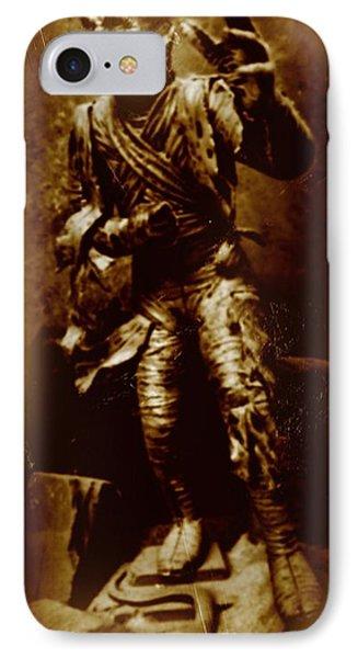 The Mummy Document Phone Case by John Malone