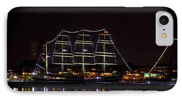 The Mushulu At Night IPhone Case by Bill Cannon