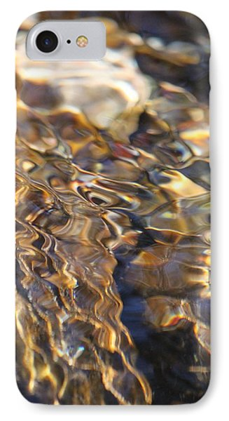IPhone Case featuring the photograph The Music And Motion Of Water by Amy Gallagher