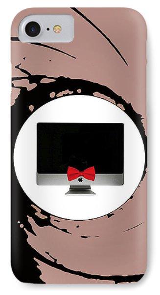 The Names Mac... Imac IPhone Case