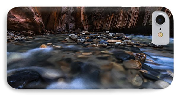 The Narrows At Zion National Park - 1 IPhone Case