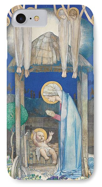 The Nativity IPhone Case