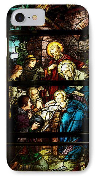 The Nativity IPhone Case by Celestial Images