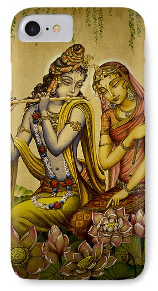 The Nectar Of Krishnas Flute IPhone Case