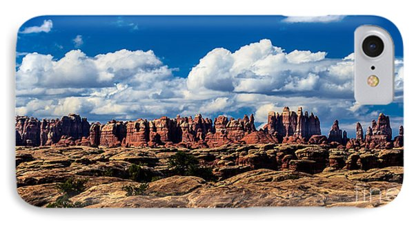 The Needles IPhone Case by Robert Bales