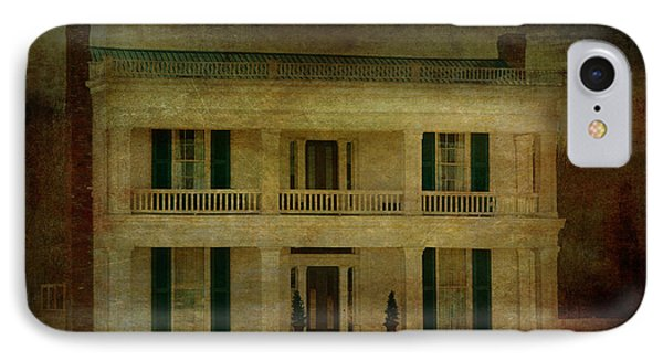 The Neil House IPhone Case by Linda Segerson