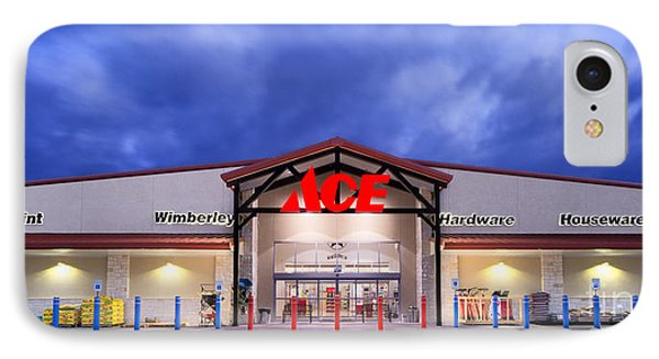 The New Ace Hardware IPhone Case by Richard Mason