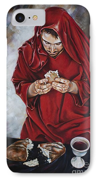 The New Covenant Phone Case by Ilse Kleyn